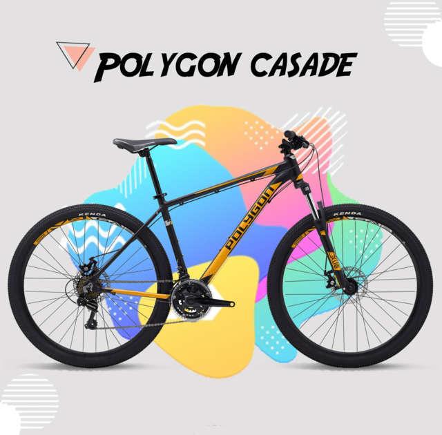 polygon casade