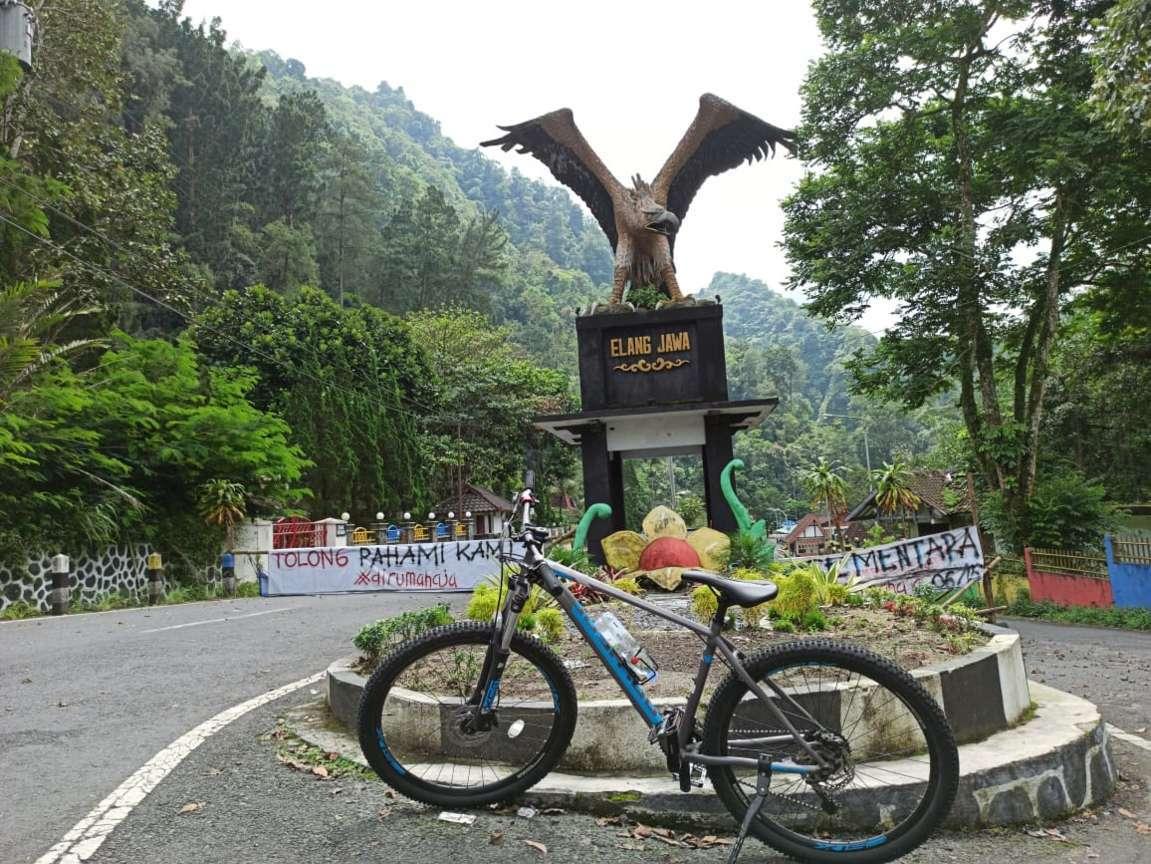 tour sepeda kaliurang